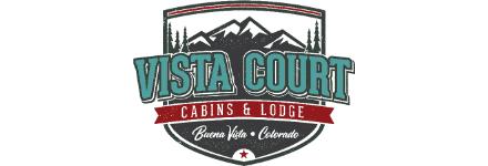 Vista Court Cabins & Lodge Logo